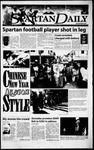 Spartan Daily, February 21, 2000 by San Jose State University, School of Journalism and Mass Communications