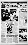 Spartan Daily, February 23, 2000 by San Jose State University, School of Journalism and Mass Communications