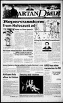 Spartan Daily, February 24, 2000 by San Jose State University, School of Journalism and Mass Communications