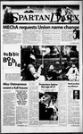 Spartan Daily, February 28, 2000 by San Jose State University, School of Journalism and Mass Communications