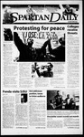 Spartan Daily, March 1, 2000 by San Jose State University, School of Journalism and Mass Communications