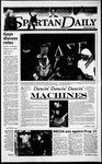 Spartan Daily, March 3, 2000 by San Jose State University, School of Journalism and Mass Communications