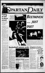Spartan Daily, March 10, 2000 by San Jose State University, School of Journalism and Mass Communications