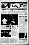 Spartan Daily, March 13, 2000 by San Jose State University, School of Journalism and Mass Communications