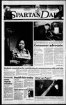 Spartan Daily, March 15, 2000 by San Jose State University, School of Journalism and Mass Communications