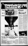 Spartan Daily, March 17, 2000 by San Jose State University, School of Journalism and Mass Communications