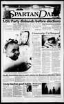 Spartan Daily, March 20, 2000 by San Jose State University, School of Journalism and Mass Communications