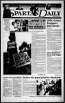 Spartan Daily, April 6, 2000 by San Jose State University, School of Journalism and Mass Communications