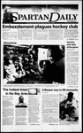 Spartan Daily, April 12, 2000 by San Jose State University, School of Journalism and Mass Communications