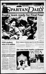 Spartan Daily, April 17, 2000 by San Jose State University, School of Journalism and Mass Communications