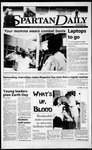 Spartan Daily, April 19, 2000 by San Jose State University, School of Journalism and Mass Communications