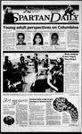 Spartan Daily, April 21, 2000