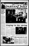 Spartan Daily, April 28, 2000