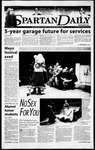 Spartan Daily, May 5, 2000 by San Jose State University, School of Journalism and Mass Communications