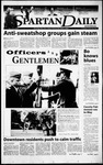 Spartan Daily, May 12, 2000 by San Jose State University, School of Journalism and Mass Communications