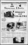 Spartan Daily, August 28, 2000