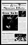 Spartan Daily, September 1, 2000 by San Jose State University, School of Journalism and Mass Communications