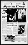 Spartan Daily, September 8, 2000 by San Jose State University, School of Journalism and Mass Communications