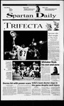Spartan Daily, September 11, 2000 by San Jose State University, School of Journalism and Mass Communications