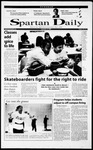 Spartan Daily, September 12, 2000 by San Jose State University, School of Journalism and Mass Communications