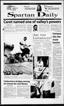 Spartan Daily, September 15, 2000