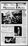 Spartan Daily, September 18, 2000 by San Jose State University, School of Journalism and Mass Communications
