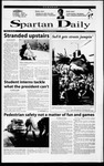 Spartan Daily, September 19, 2000 by San Jose State University, School of Journalism and Mass Communications