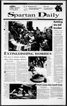 Spartan Daily, September 27, 2000 by San Jose State University, School of Journalism and Mass Communications