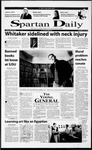 Spartan Daily, September 28, 2000 by San Jose State University, School of Journalism and Mass Communications