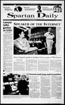 Spartan Daily, October 3, 2000 by San Jose State University, School of Journalism and Mass Communications