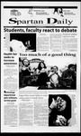 Spartan Daily, October 4, 2000 by San Jose State University, School of Journalism and Mass Communications