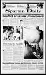 Spartan Daily, October 5, 2000