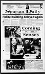 Spartan Daily, October 6, 2000