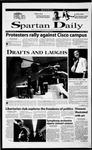 Spartan Daily, October 9, 2000