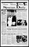 Spartan Daily, October 10, 2000