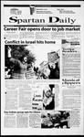 Spartan Daily, October 11, 2000