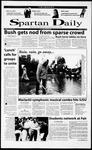 Spartan Daily, October 12, 2000