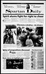 Spartan Daily, October 13, 2000