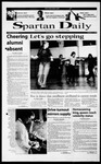 Spartan Daily, October 17, 2000