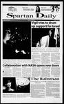Spartan Daily, October 20, 2000