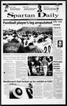 Spartan Daily, October 24, 2000