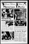 Spartan Daily, November 2, 2000