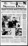 Spartan Daily, November 3, 2000 by San Jose State University, School of Journalism and Mass Communications