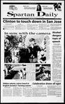 Spartan Daily, November 3, 2000