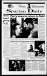 Spartan Daily, November 6, 2000 by San Jose State University, School of Journalism and Mass Communications