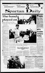 Spartan Daily, November 7, 2000