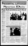 Spartan Daily, November 8, 2000 by San Jose State University, School of Journalism and Mass Communications