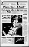 Spartan Daily, November 14, 2000 by San Jose State University, School of Journalism and Mass Communications