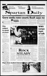Spartan Daily, November 16, 2000 by San Jose State University, School of Journalism and Mass Communications