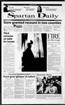 Spartan Daily, November 17, 2000 by San Jose State University, School of Journalism and Mass Communications